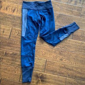 Lululemon patchwork leggings limited edition